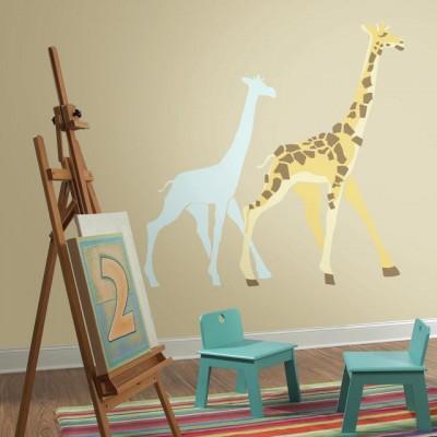 WD - DwellStudio Giraffe Giant