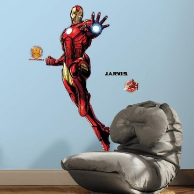 WD - Iron Man Giant with Glow