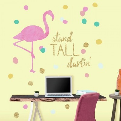 WD - Stand Tall Flamingo Giant