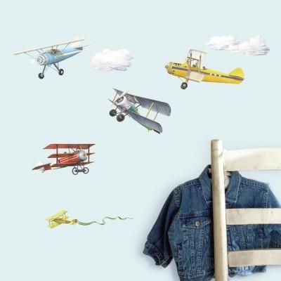 WD - Vintage Planes